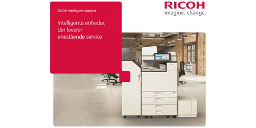 RICOH Intelligent Support brochure